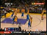 2010/2011赛季NBA半决赛 小牛vs湖人 第一场 第1节