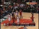 2010/2011赛季NBA赛场季后赛30 东部决赛第五场 热火-公牛