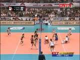 2011年女排世界杯 中国队-日本队 20111106 01-精选