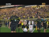 [德甲]第12轮:多特蒙德VS沃尔夫斯堡 上半场