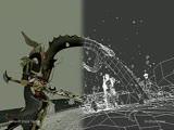 《寻秦记》片头动画3D制作过程视频