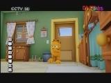 加菲猫的幸福生活 我也要冬眠 动画剧场 20120120