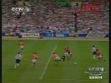 [天下足球]经典再回首之90年欧洲杯:英格兰4-1荷兰