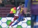<a href=http://sports.cntv.cn/20120323/109196.shtml target=_blank>[西甲]第29轮:巴塞罗那5-3格拉纳达 比赛集锦</a>
