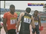 [视频]13秒09 刘翔夺得110米栏冠军