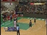 [CUBA]男篮总决赛:太原理工VS华侨大学 第三节