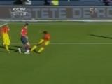 [西甲]第2轮:奥萨苏纳1-2巴塞罗那 比赛集锦