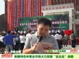 """新疆特色林果业市场大力发展""""走出去""""战略"""