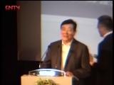 《超级工程》首映式 港珠澳大桥专家组副组长凤懋润致辞