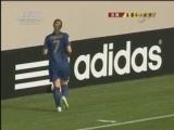 [女足]U17女足世界杯半决赛:法国VS加纳 上半场