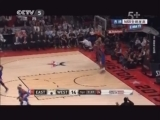 <a href=http://sports.cntv.cn/20130218/102525.shtml target=_blank>[NBA]詹姆斯安东尼下快攻 皇帝霸气空接暴扣</a>