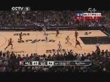 2012/2013赛季NBA总决赛第三场 热火VS马刺 第四节 20130612