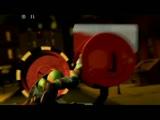 《忍者龟》宣传片1