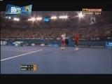 [一网打尽]澳网男单1/4决赛:小德VS瓦林卡 4