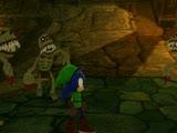 """《索尼克:失落的世界》的""""塞尔达传说""""主题DLC视频"""