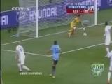 [世界杯来了]南非世界杯:乌拉圭2-1韩国