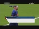 [世界杯]斯内德罗本配合 范佩西空门推射破门