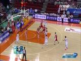 [亚运会]男篮决赛 韩国VS伊朗 第一节