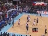 [NBA]古铁雷斯分边 卡拉塞夫远投三分命中