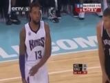 [爱看NBA]中国赛10月15日:篮网VS国王 第三节
