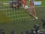 [欧冠]蒂亚戈角球传中 贝纳蒂亚头球首开纪录