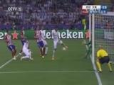 [欧冠]贝尔任意球斜传禁区 卡塞米罗垫射险破门