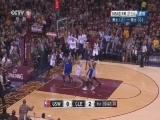 2015-16赛季NBA总决赛 勇士VS骑士 第三场 20160609