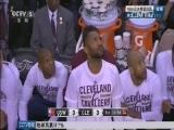 2015-16赛季NBA总决赛 勇士VS骑士 第四场 20160611