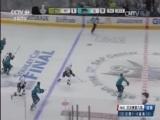 [NHL]总决赛:匹兹堡企鹅VS圣何塞鲨鱼 第二节