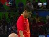 [奥运会]乒乓球男单半决赛 萨姆索诺夫VS张继科