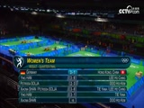 [奥运会]乒乓球女团1/4决赛 德国VS中国香港 2