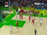 [篮球]奥运男篮小组赛A组 中国VS塞尔维亚 集锦