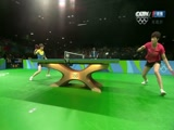 [奥运会]乒乓球女团半决赛 中国队VS新加坡队