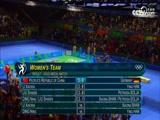 [奥运会]乒乓球女团金牌赛 中国队VS德国队