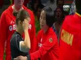 [奥运会]乒乓球女团决赛 中国队VS德国队