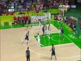 [篮球]男篮1/4决赛 美国队VS阿根廷队 集锦