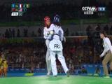 [奥运会]女子跆拳道67公斤以上级铜牌赛 2