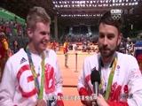 [每日集锦]里约奥运会第14利发国际日 获奖者说 4