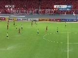 [亚冠]1/4决赛首回合:上海上港VS全北现代 上半场