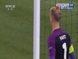 [欧冠]资格赛次回合:曼城1-0布加勒斯特星 比赛集锦