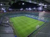 [欧冠]F组第4轮:华沙莱吉亚VS皇家马德里 上半场