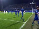 [欧冠]H组第5轮:萨格勒布迪纳摩VS里昂 上半场