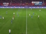 [欧冠]H组第5轮:塞维利亚VS尤文图斯 上半场