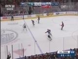 [NHL]常规赛:圣何塞鲨鱼VS埃德蒙顿油人 第二节