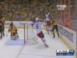 [NHL]蓝衣反击中3打2 萨德推进中突施冷箭破门
