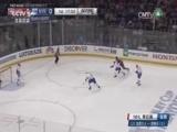 [NHL]季后赛第1轮:加拿大人VS游骑兵 第一节