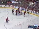 [NHL]戈尔中路长传 马尔金门前垫射打入争议进球