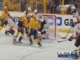 [NHL]希森斯门前捅射破门 掠夺者再入一球