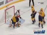 [NHL]福勒挥杆打出一记世界波 小鸭神奇扳平