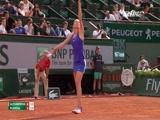 [法网]女单第二轮:亚利桑德罗娃VS普利斯科娃 1